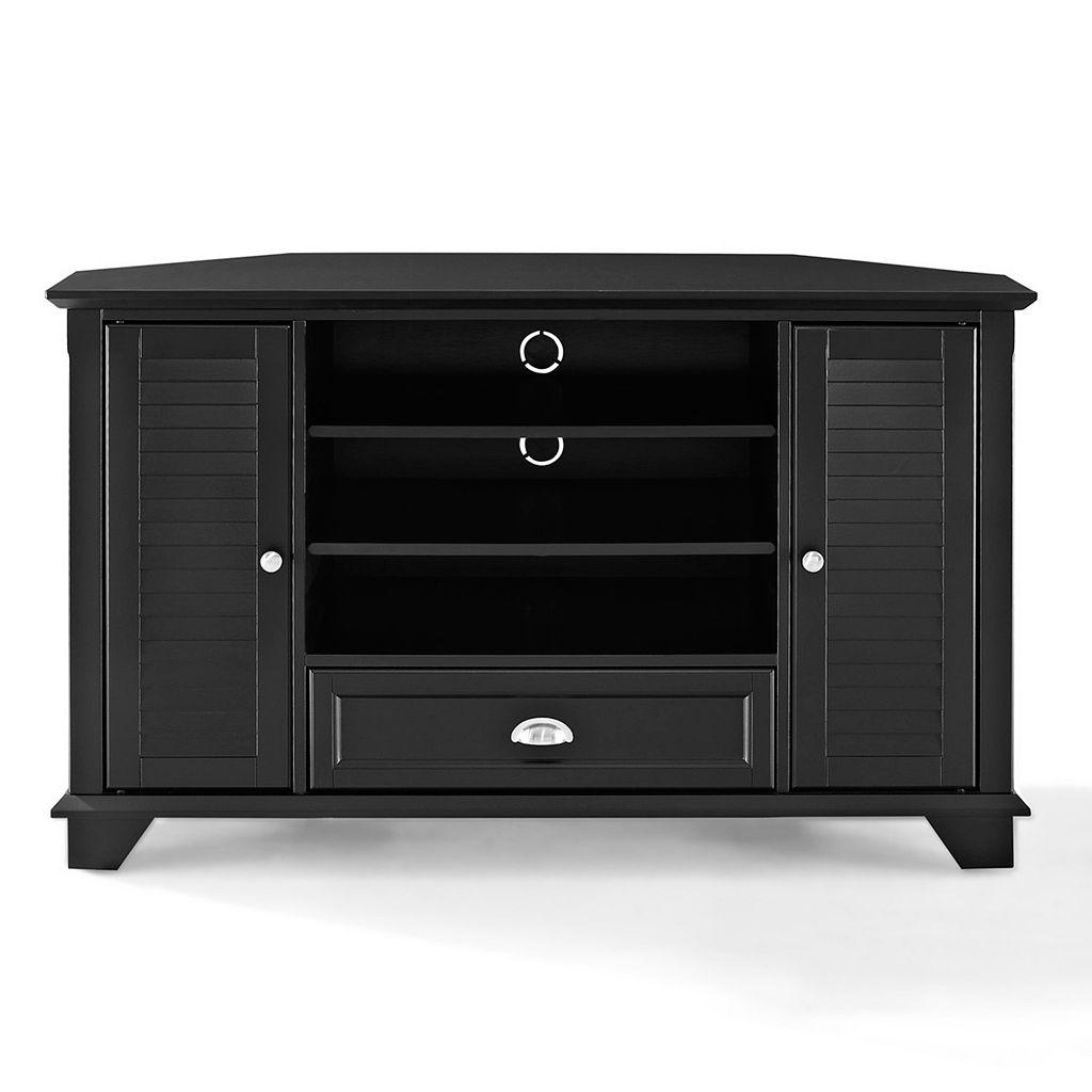 Crosley Furniture Palmetto 50-inch Corner TV Stand