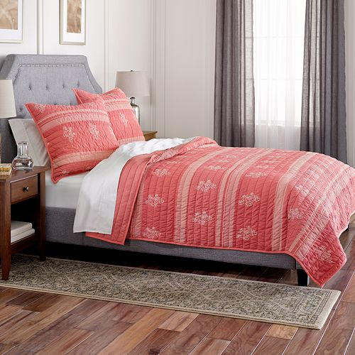 Sonoma Goods For Life Pembrook Coverlet