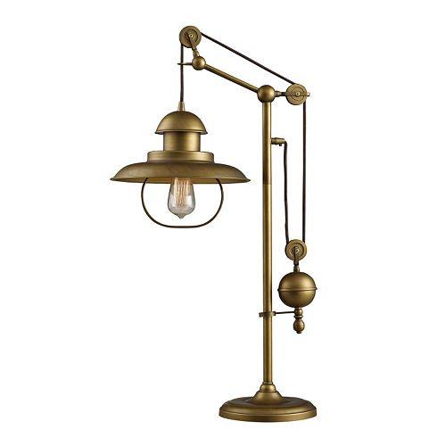Dimond Farmhouse Table Lamp