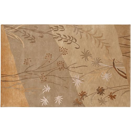 Artisan Weaver Logan Floral Wool Rug