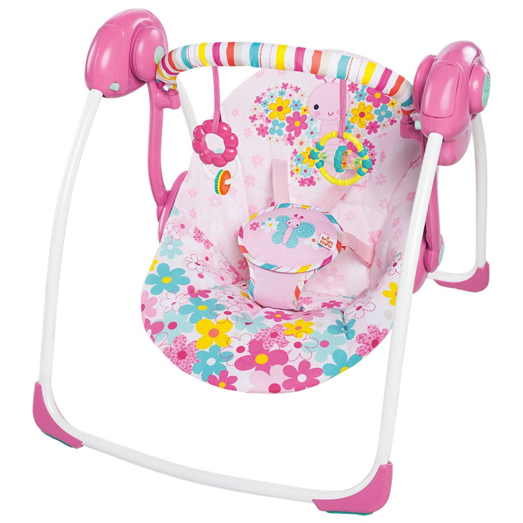 Bright Stars Portable Baby Swing