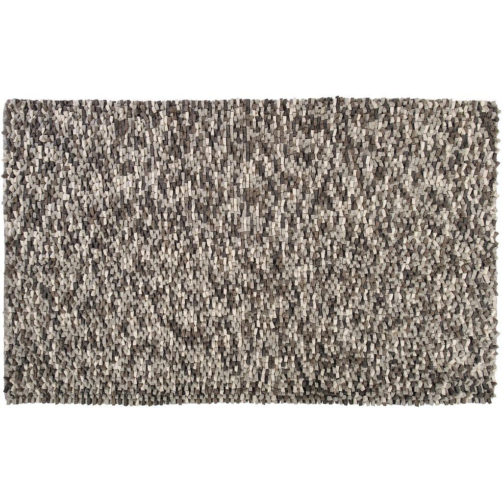 Artisan Weaver Lorraine Shag Wool Rug