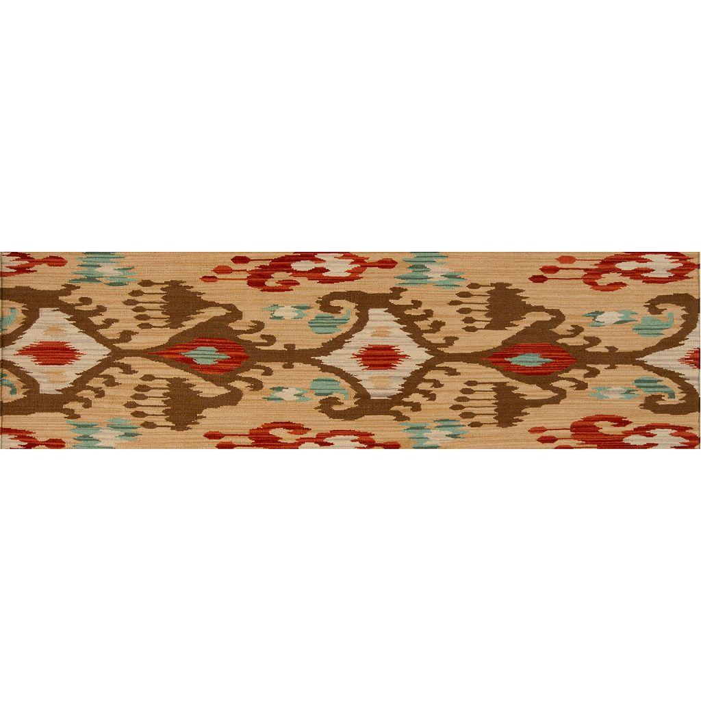 Artisan Weaver Mascouche Ikat Reversible Wool Rug