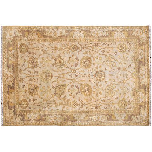Artisan Weaver Mesilla Floral Wool Rug