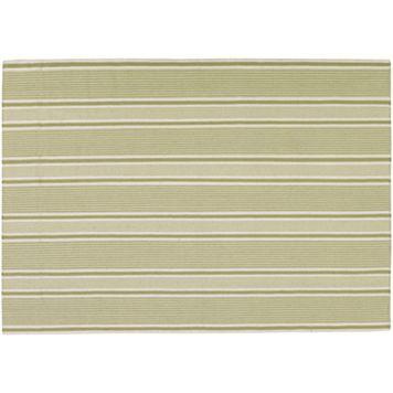 Artisan Weaver Milan Striped Wool Rug