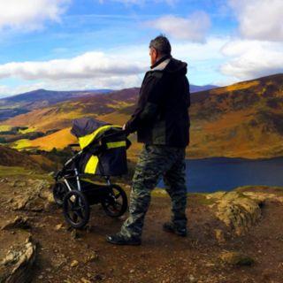 Mountain Buggy Terrain Jogging Stroller