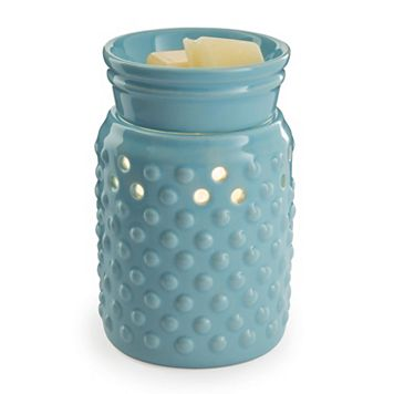 Candle Warmers Etc. Hobnail Illumination Wax Melt Warmer
