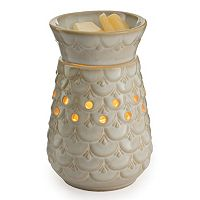 Candle Warmers Etc. Scalloped Vase Illumination Wax Melt Warmer