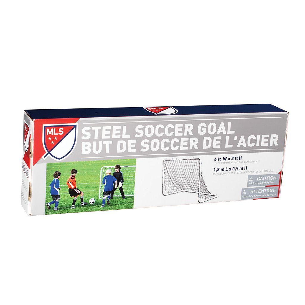 Franklin 6' x 3' Folding Steel Soccer Goal