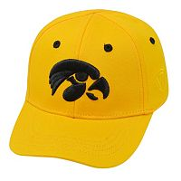 Infant Top of the World Iowa Hawkeyes Cub One-Fit Cap
