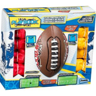 Franklin Mini Playbook Flag Football Set