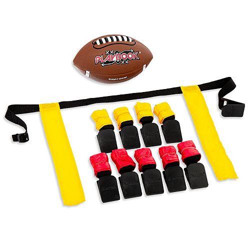 Franklin Sports Mini Playbook Flag Football Set