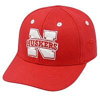 Infant Top of the World Nebraska Cornhuskers Cub One-Fit Cap