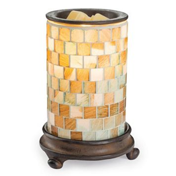 Candle Warmers Etc. Sea Glass Illumination Wax Melt Warmer
