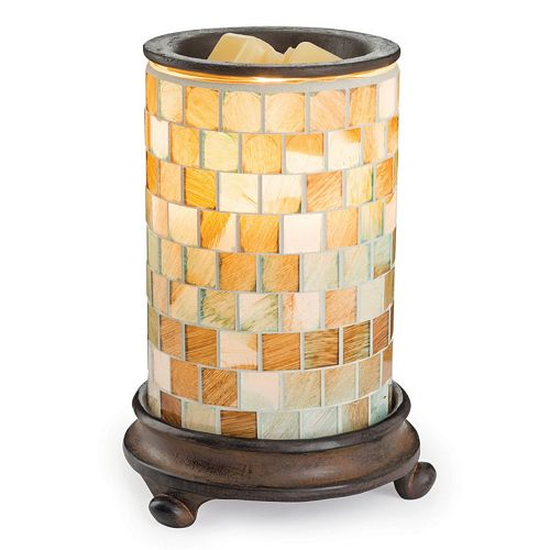Candle Warmers Etc. Sea Glass Illumination Wax Melt Warmer