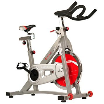 Sunny Health & Fitness Belt Drive Pro Upright Exercise Bike (SF-B901B)