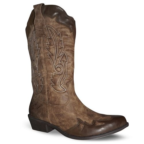 f29b69b423cf4 Dolce by Mojo Moxy Quiggly Women s Cowboy Boots