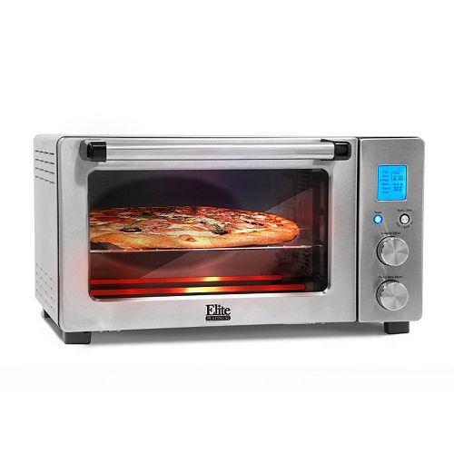 Elite Cuisine Programmable Convection Oven