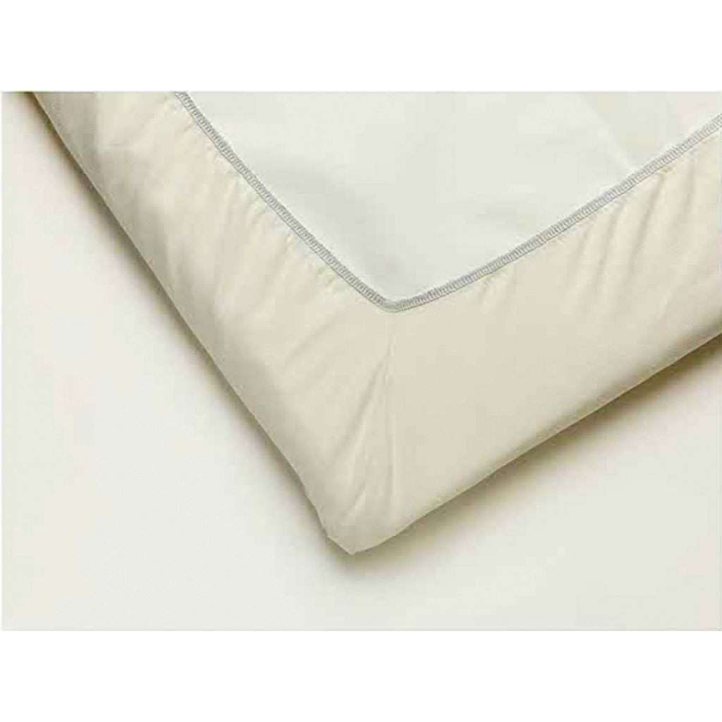 BabyBjorn Travel Crib Light & Fitted Crib Sheet Set