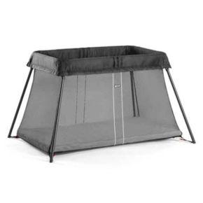 BabyBjorn Travel Crib Light & Fitted Crib Sheet Set