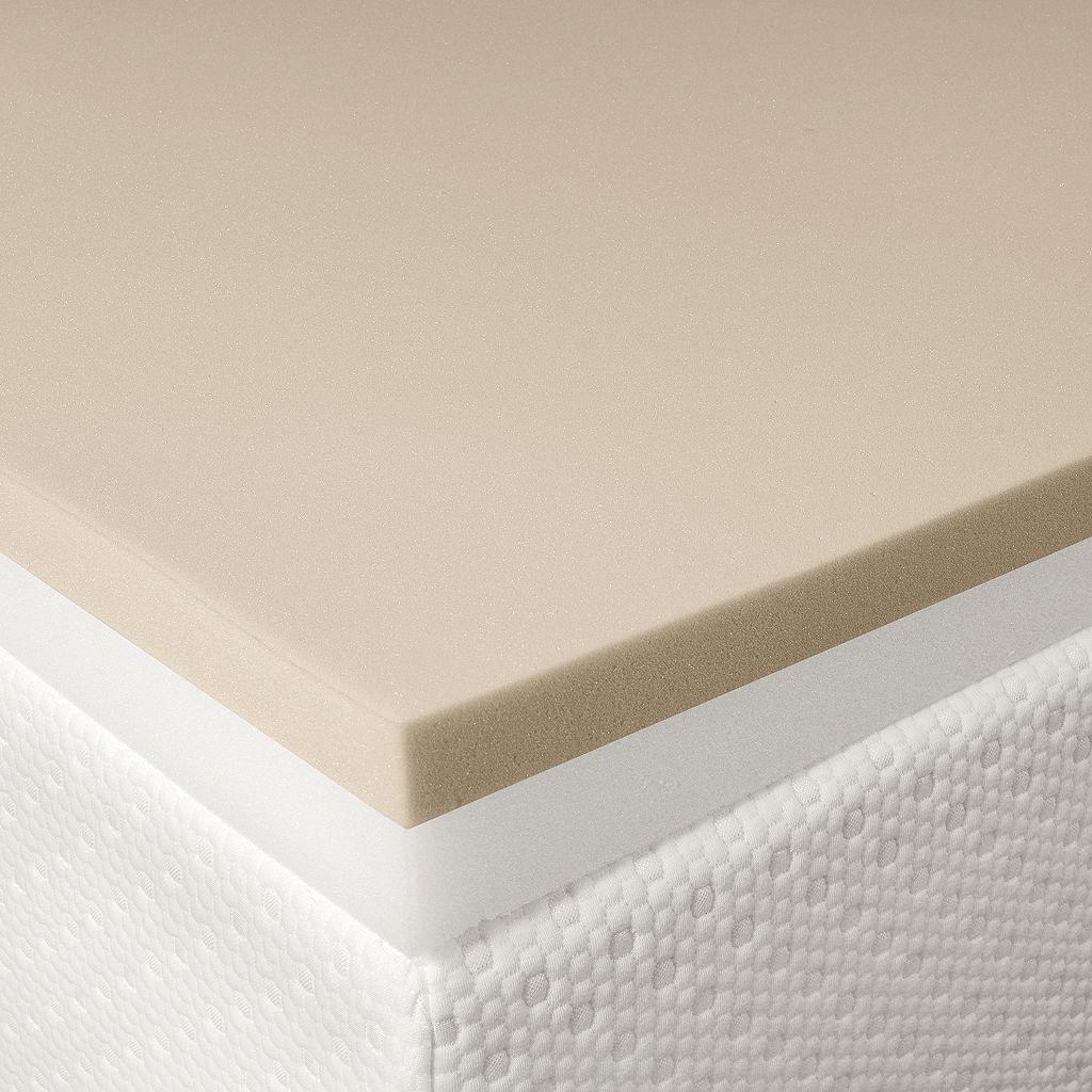 Health-O-Pedic 3-in. Memory Foam Mattress Topper