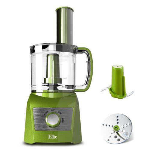 Elite Cuisine 3-Cup Food Processor