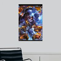 Art.com Star Wars Saga Collage Poster Wall Art