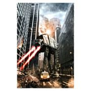Art.com Star Wars Manhat-atan Poster Wall Art