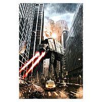 Art.com Star Wars Manhat-atan Poster Wall Art