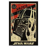Art.com Star Wars Darth Vader Propaganda Poster Wall Art