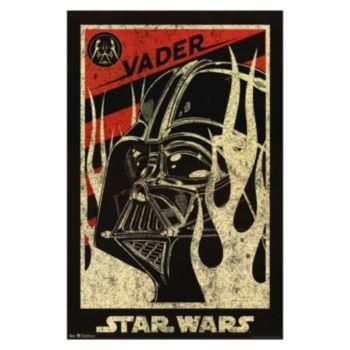 Art.com Star Wars Darth Vader Propaganda Poster Wall Art