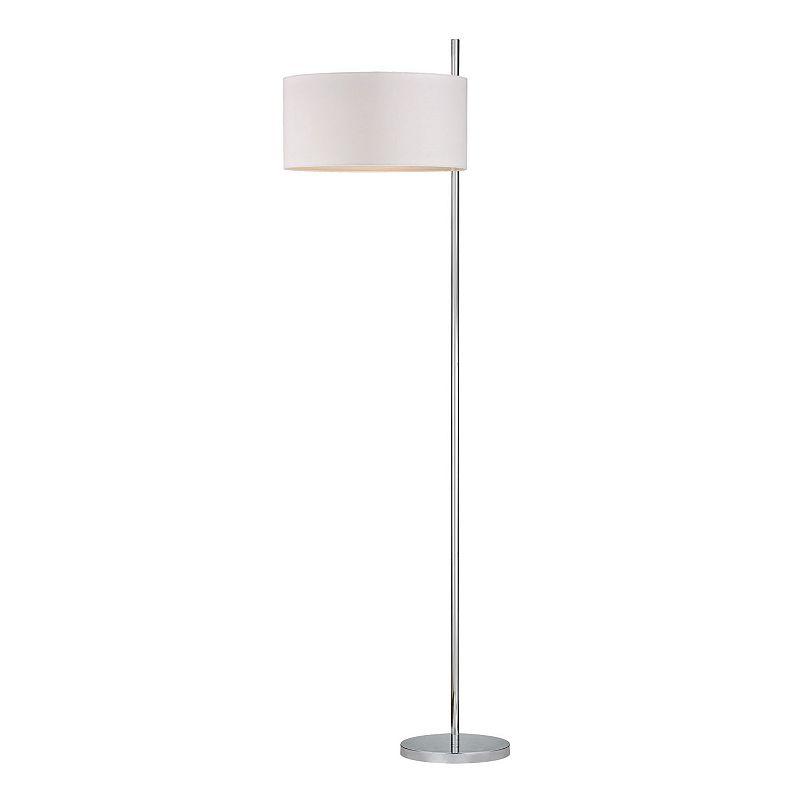 Dimond Attwood 100 Watt Floor Lamp, Grey