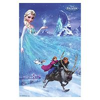 Disney's Frozen Poster Wall Art by Art.com
