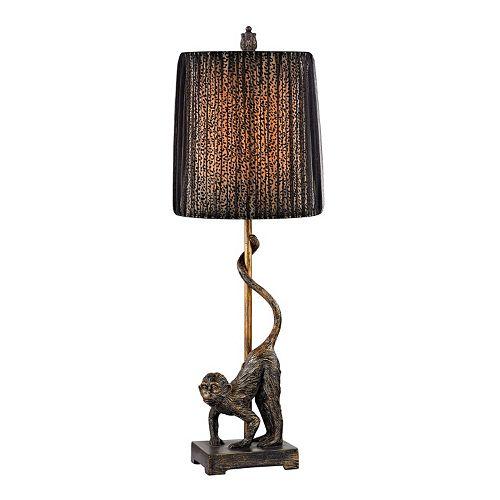Dimond Aston Monkey Table Lamp