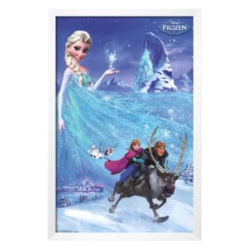 Disney's Frozen Framed Wall Art by Art.com