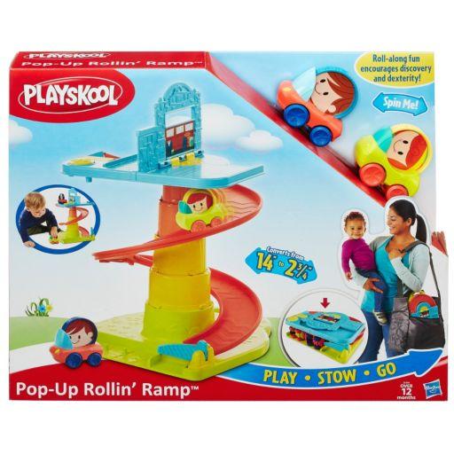 Playskool Play, Stow, Go Pop-Up Rollin' Ramp