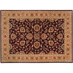 Artisan Weaver Okreek Floral Wool Rug