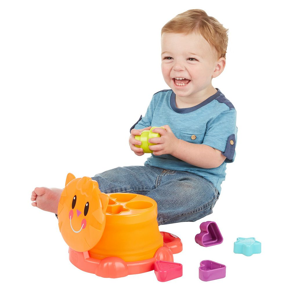 Playskool Play, Stow, Go Pop-Up Shape Shorter