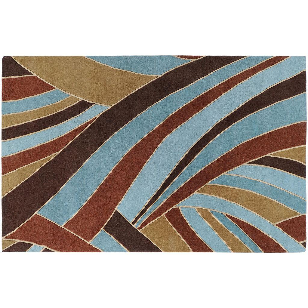 Artisan Weaver Onida Wave Wool Rug