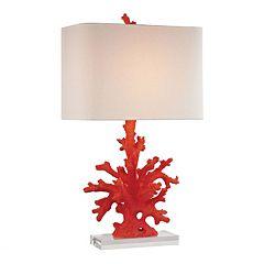 Dimond Coral 9.5 Watt Table Lamp