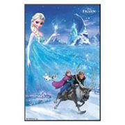 34' x 22' Disney's Frozen Elsa Framed Wall Art by Art.com