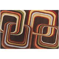 Artisan Weaver Otoe Geometric Wool Rug