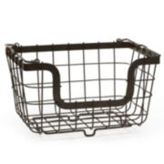 Gourmet Basics General Store Storage Basket