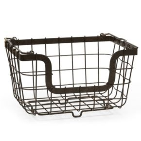 Gourmet Basics General Store Storage Basket