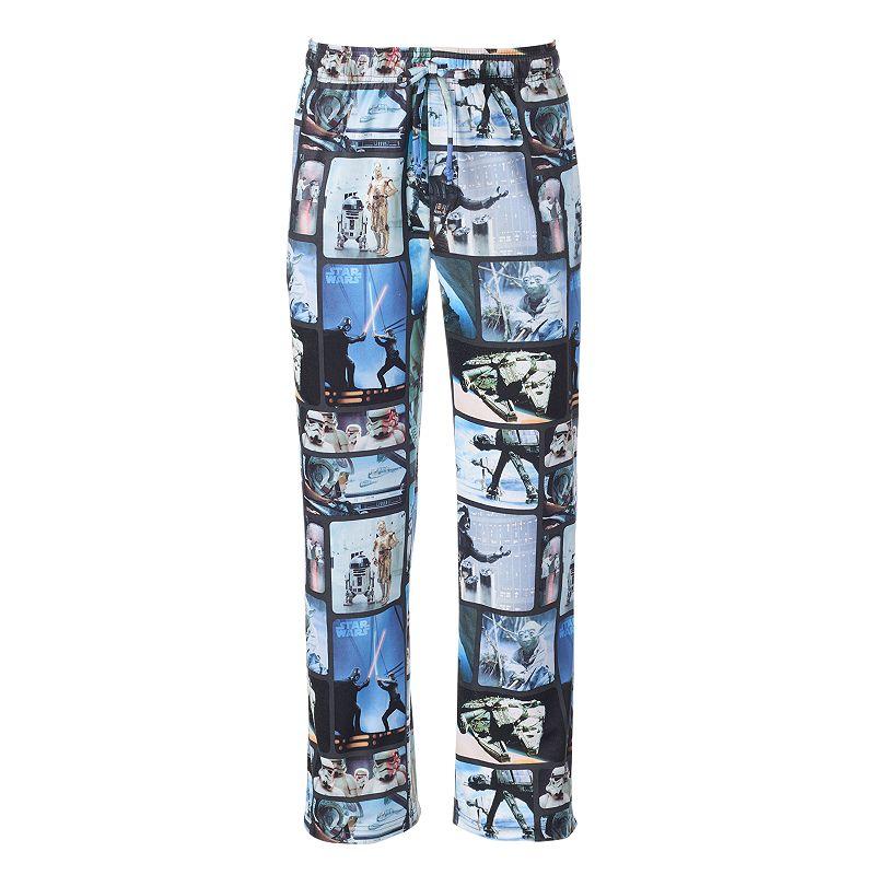 Star Wars Sublimated Microfleece Lounge Pants - Men
