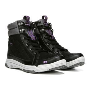 Ryka Aurora Women's Quilted High-Top Ankle Booties