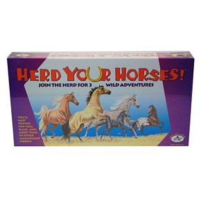 Herd Your Horses! Game by Aristoplay