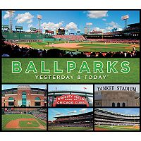 Ballparks: Yesterday & Today Book by Publications International, Ltd.