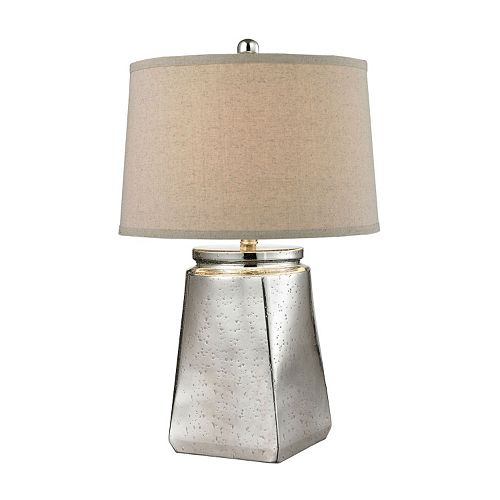Dimond Tapered Square Table Lamp