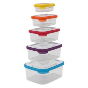 Joseph Joseph Nest 10-pc. Nesting Food Container Set